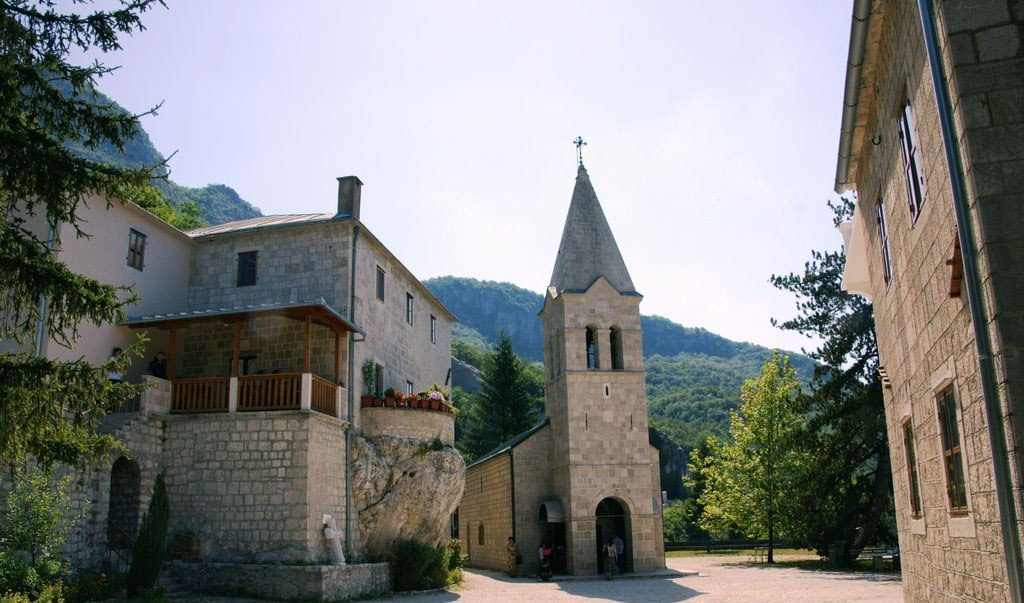 Lower Monastery Monastic Residences