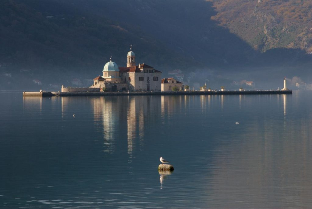 Our Lady Of The Rock Perast