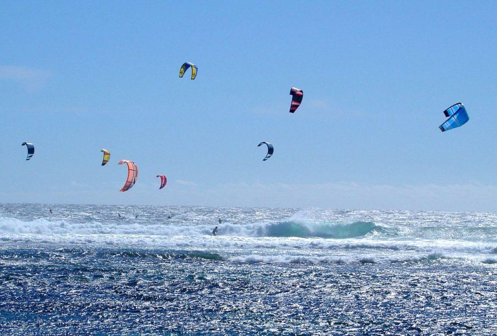 Kitesurfing in Montenegro