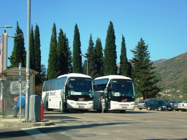 Transfers in Montenegro