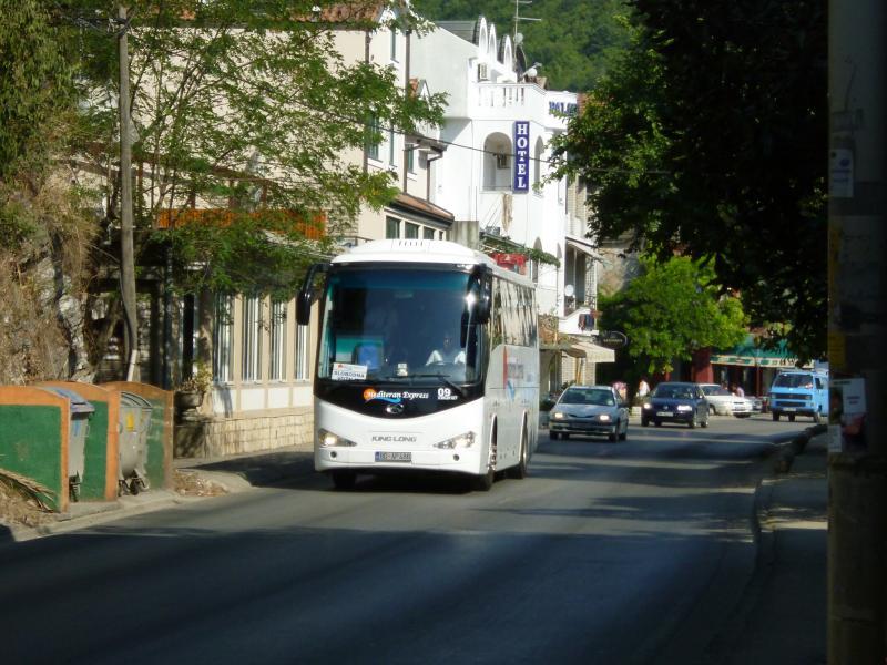 airport transfers montenegro