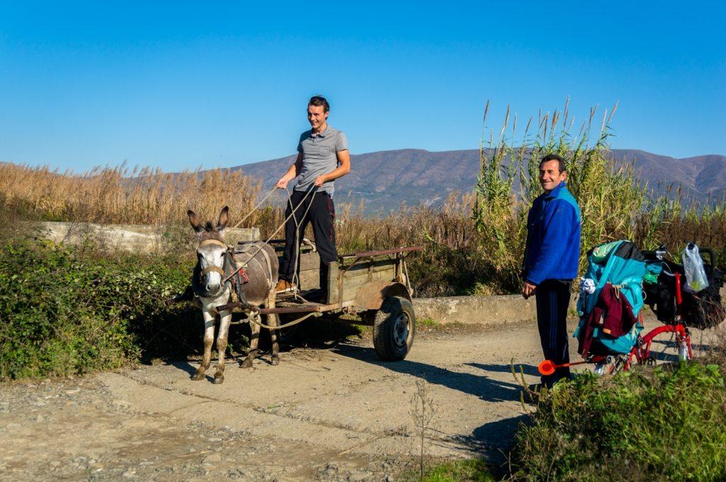 Albania - farmers