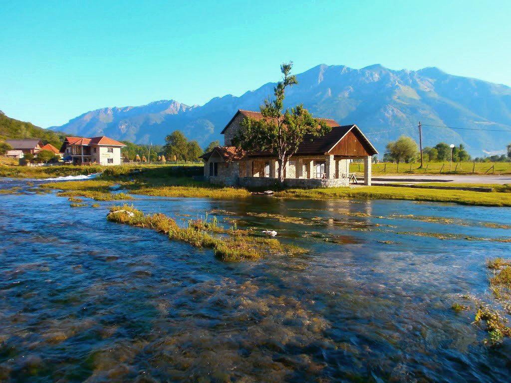 Ali-Pasha Springs Gusinje - Montenegro