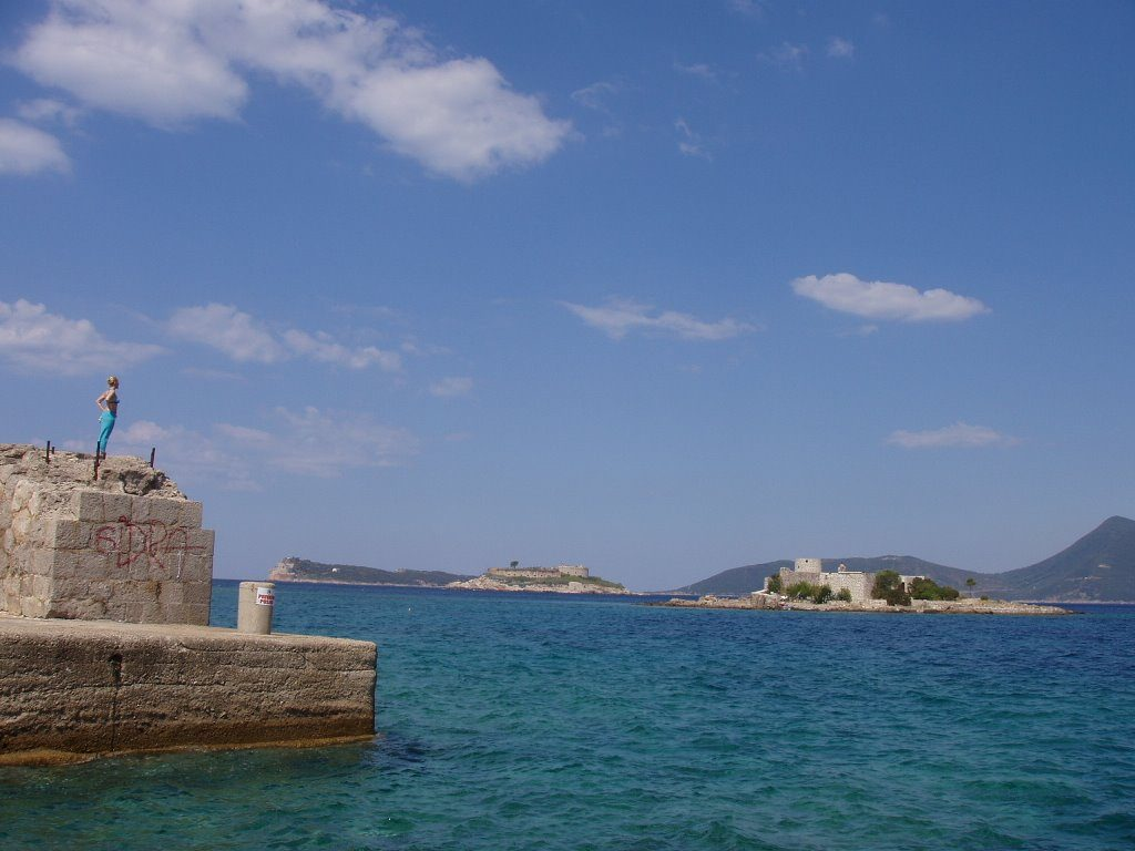 islands arza and mamula
