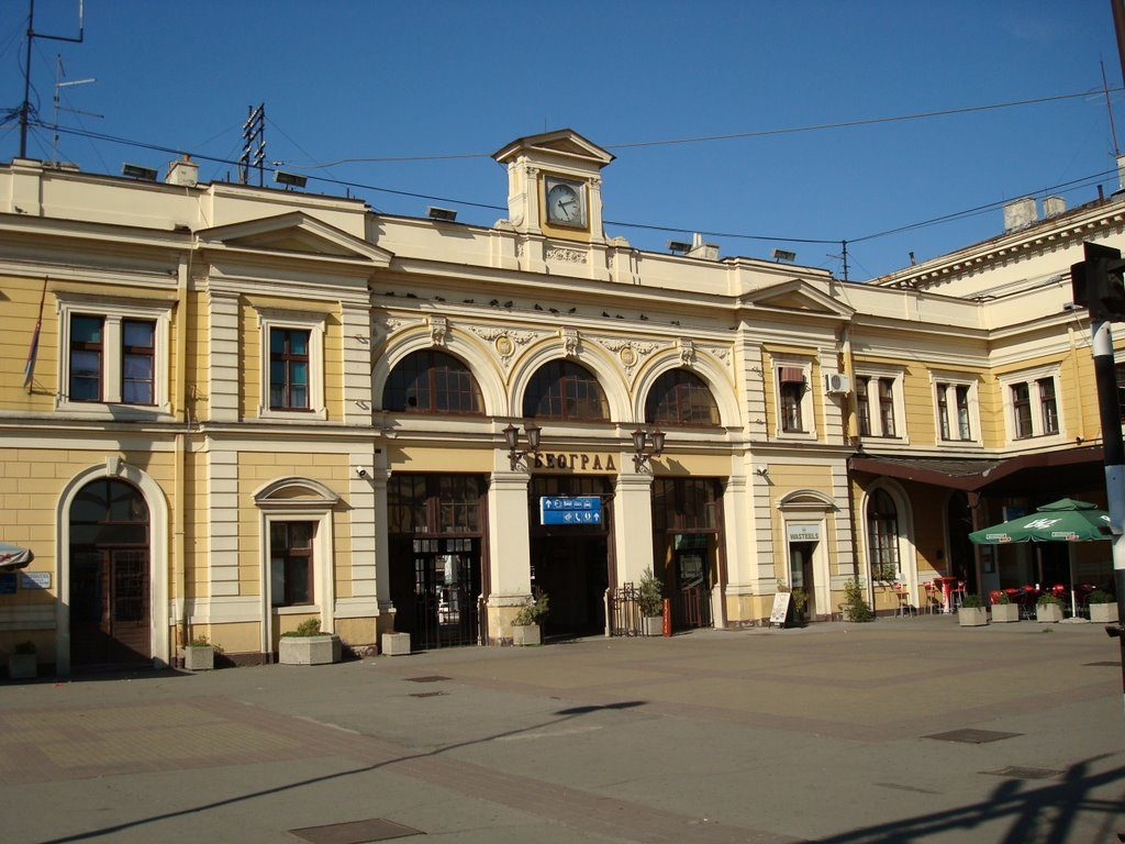 Belgrade Train Station
