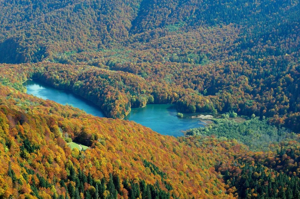 biogradska gora national park