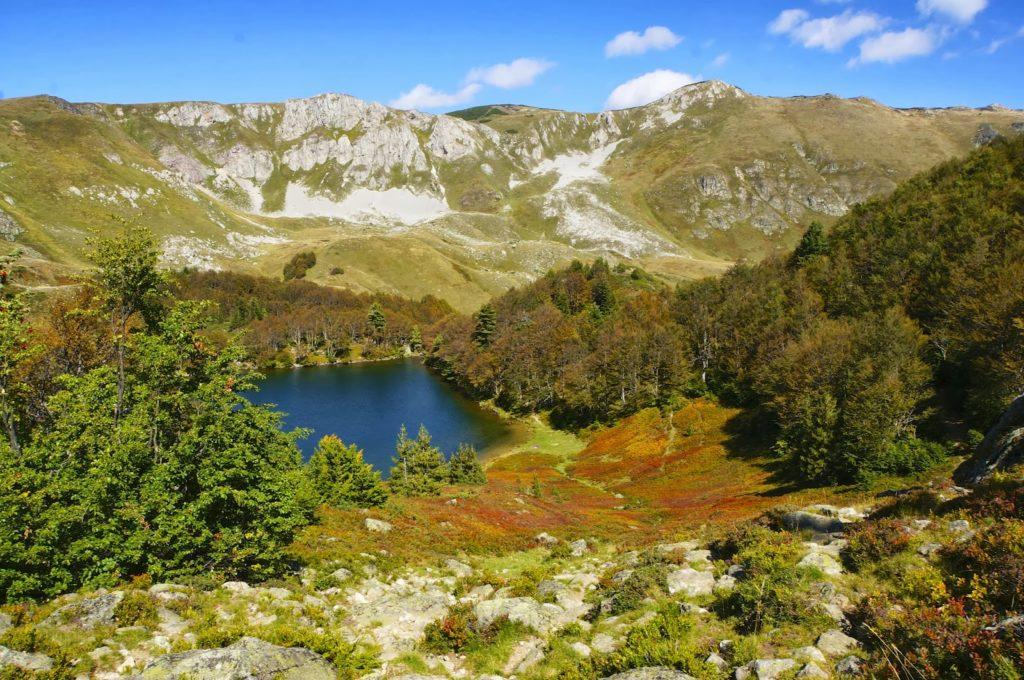 biogradska gora lakes
