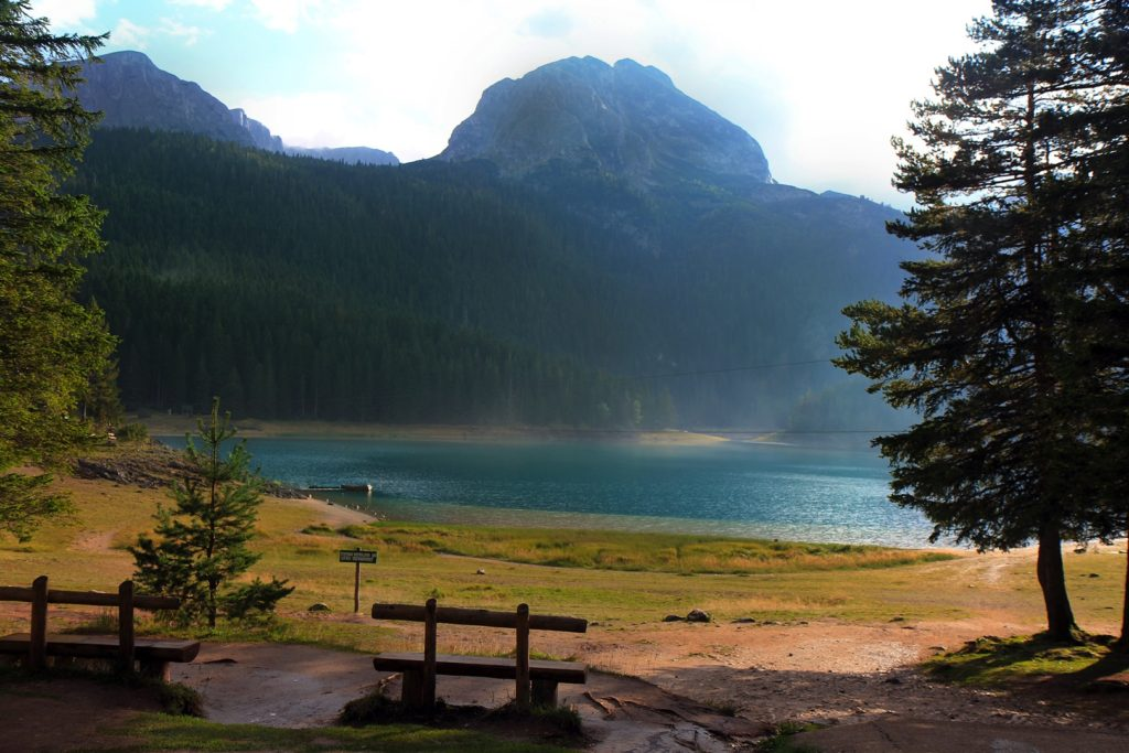 black lake durmitor