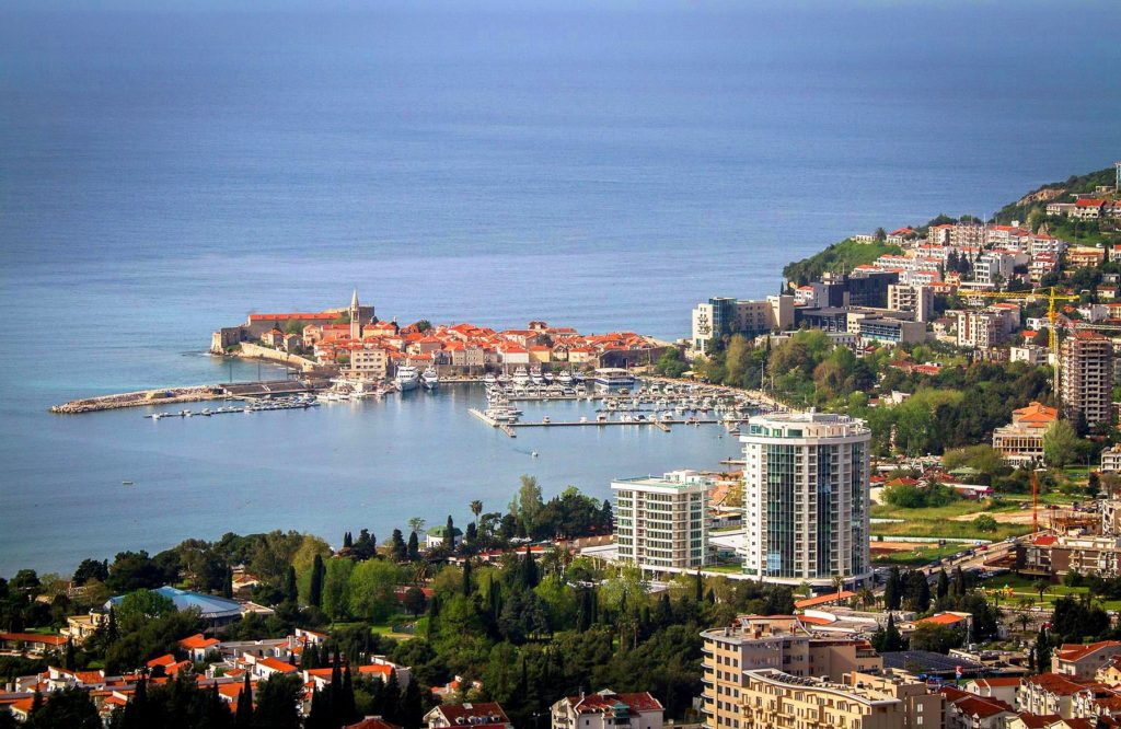Budva metropolis of tourism