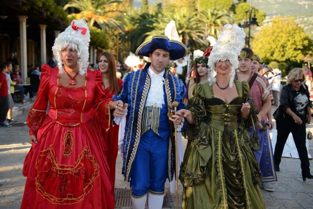 Carneval in Budva