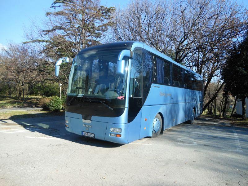 bus companies montenegro