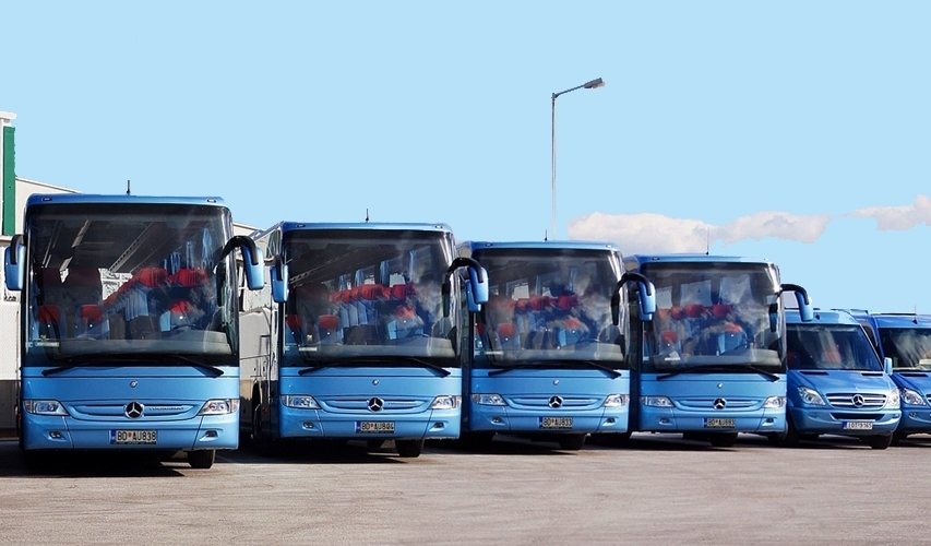 bus transfers in montenegro