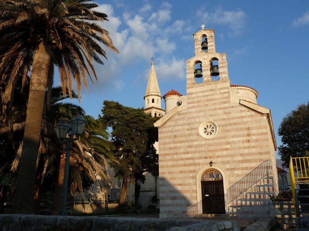 Holy Trinity Church Budva