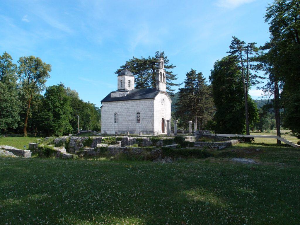 Church Cipur Cetinje