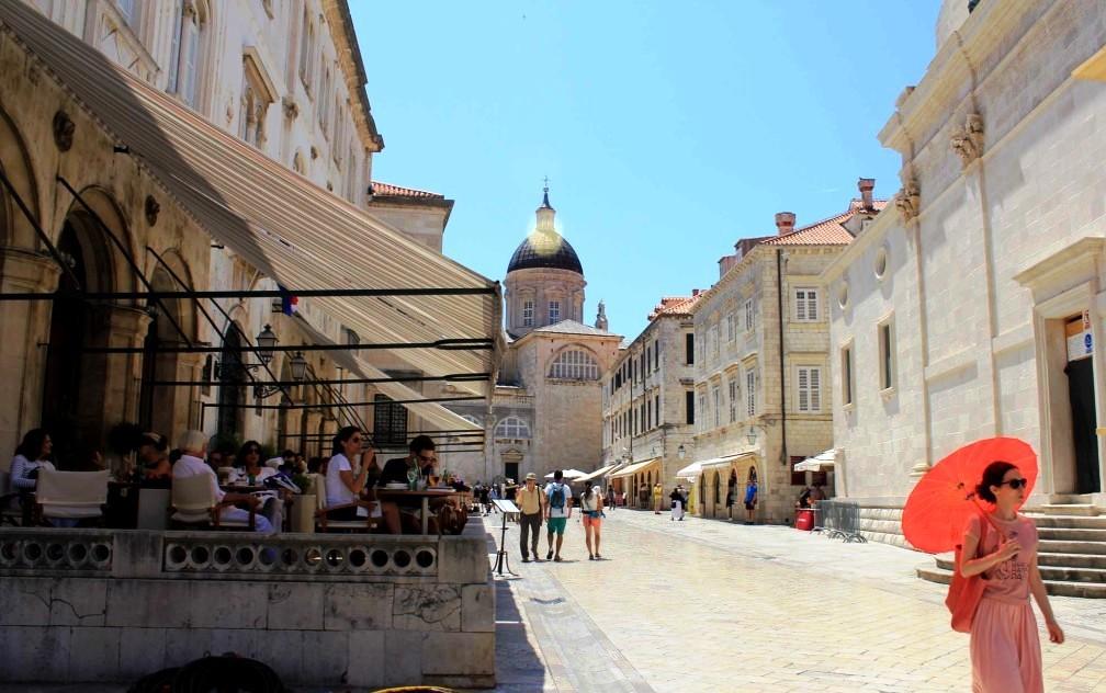 Gradska kavana (City cafe) Dubrovnik