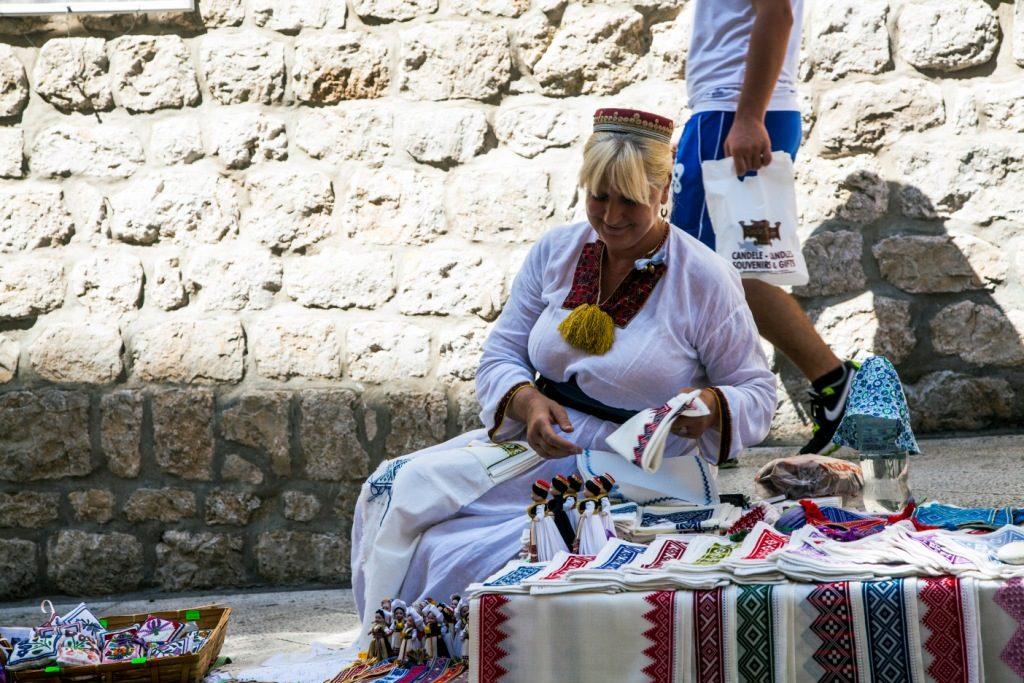 Dubrovnik souvenirs