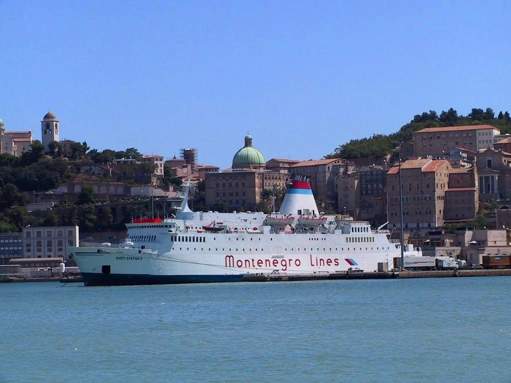 Ferry Bar-Bari (Italy)