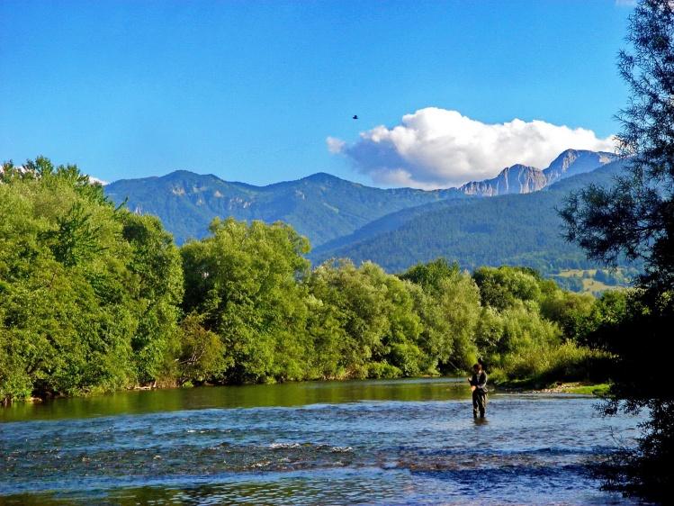 Flyfishing Murino - Montenegro