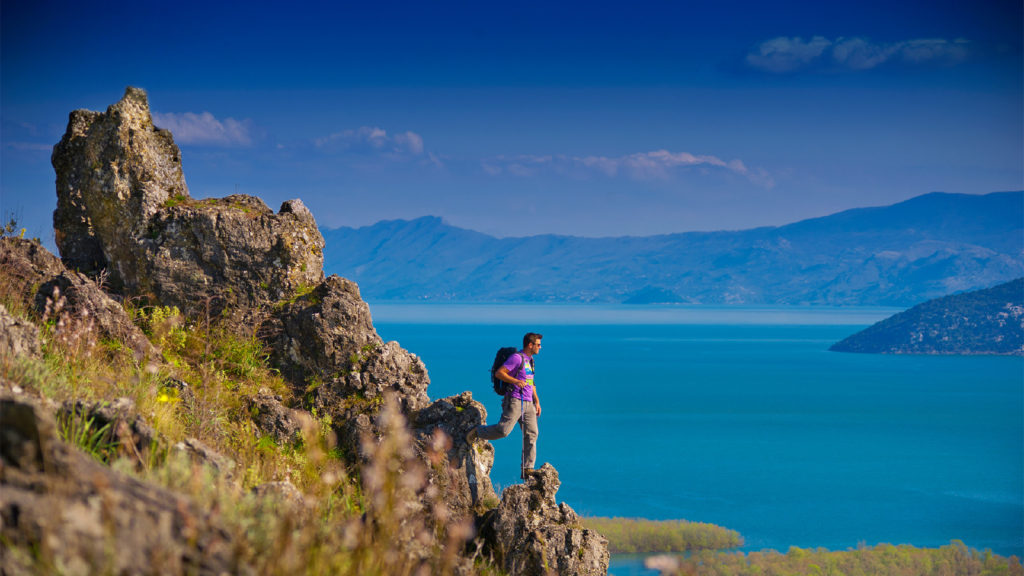 Skadar Lake Hiking