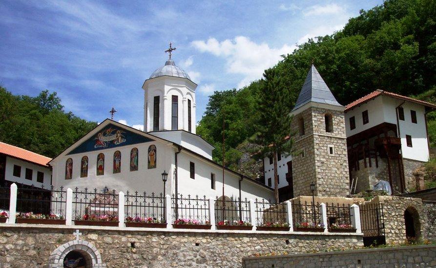 Holy Trinity Monastery in Pljevlja