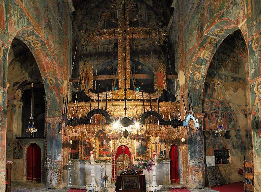 Piva Monastery Iconostasis