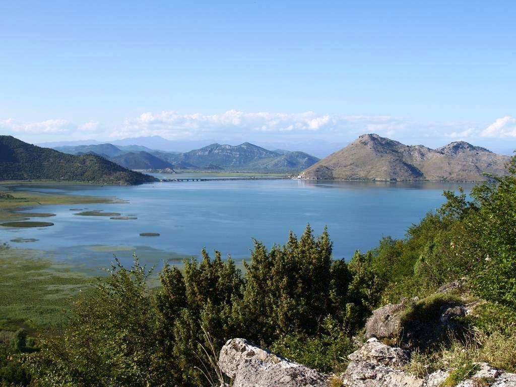 lake of skadar