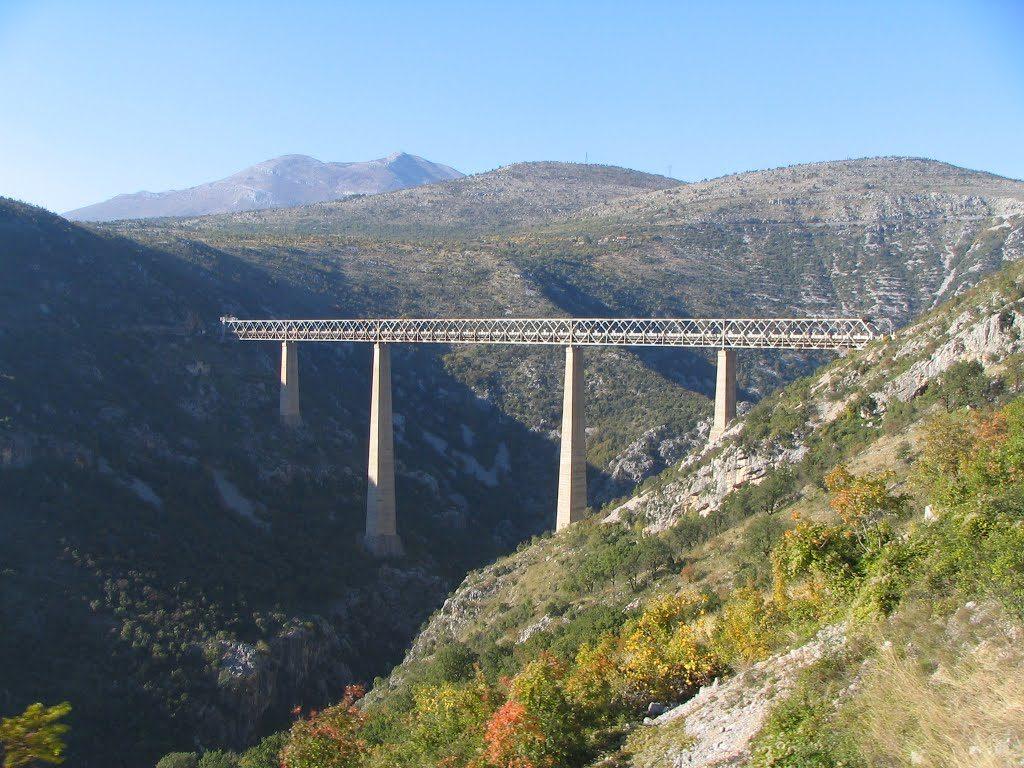 Mala Rijeka Viaduct