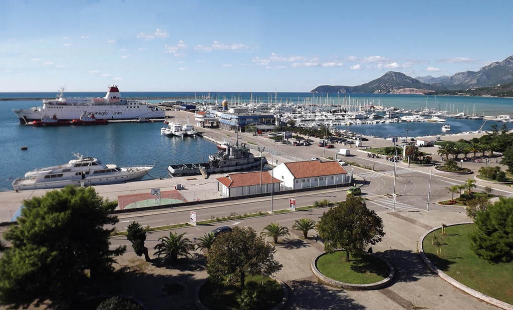 Port of Bar - Passenger terminal