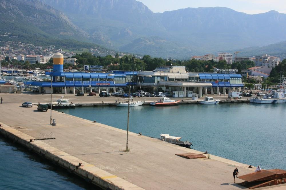 Maritime transport - Port of Bar