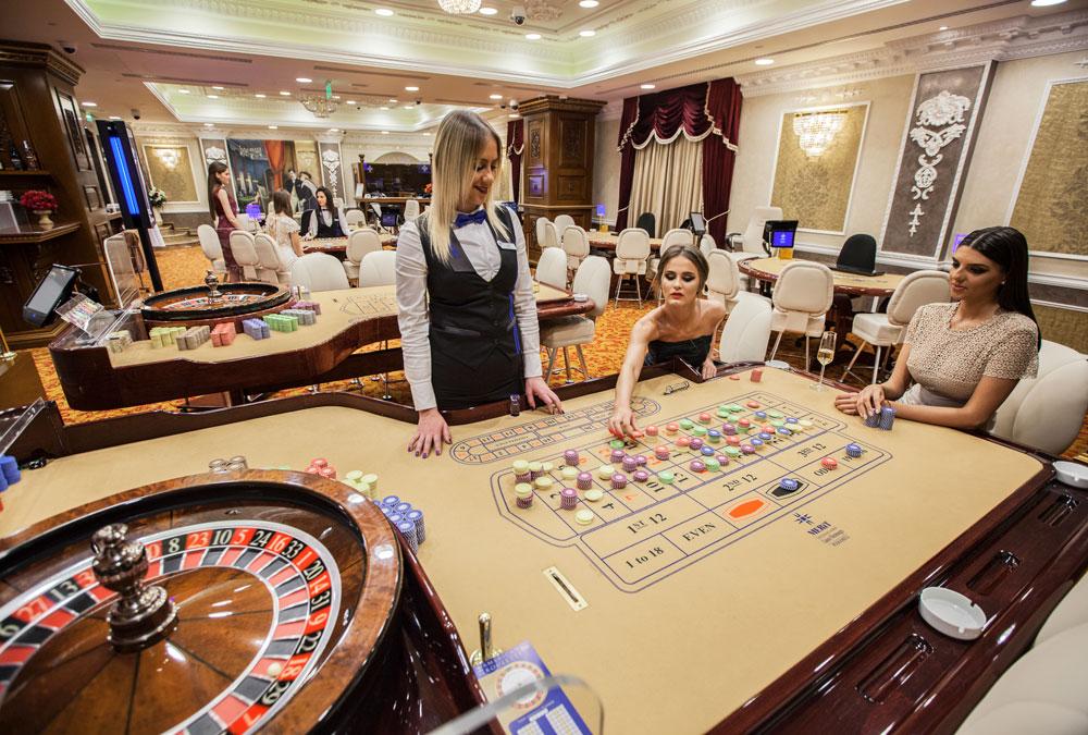 Merit Casino Hilton Podgorica