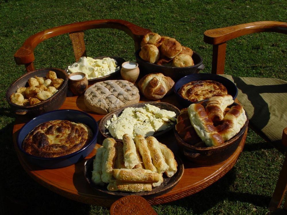montenegrin breakfast