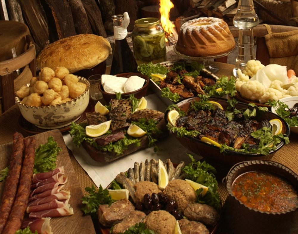 Montenegrin specialties