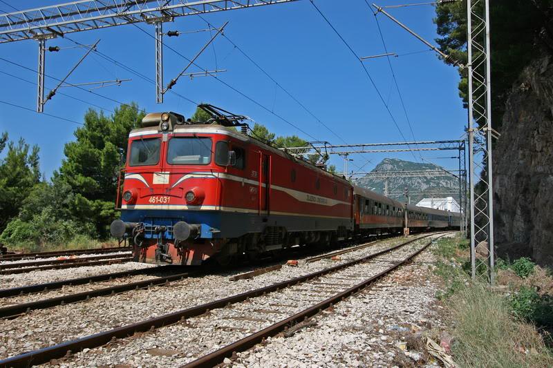 Montenegro train