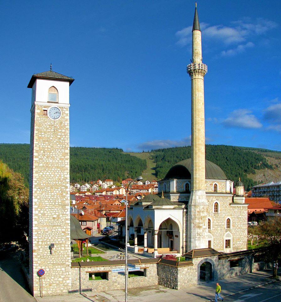 Husein-pasha's Mosque Pljevlja