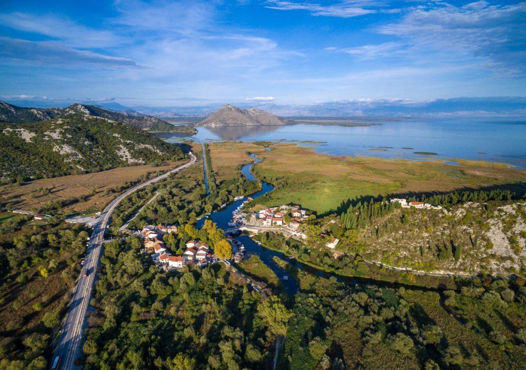 parco nazionale lago di scutari