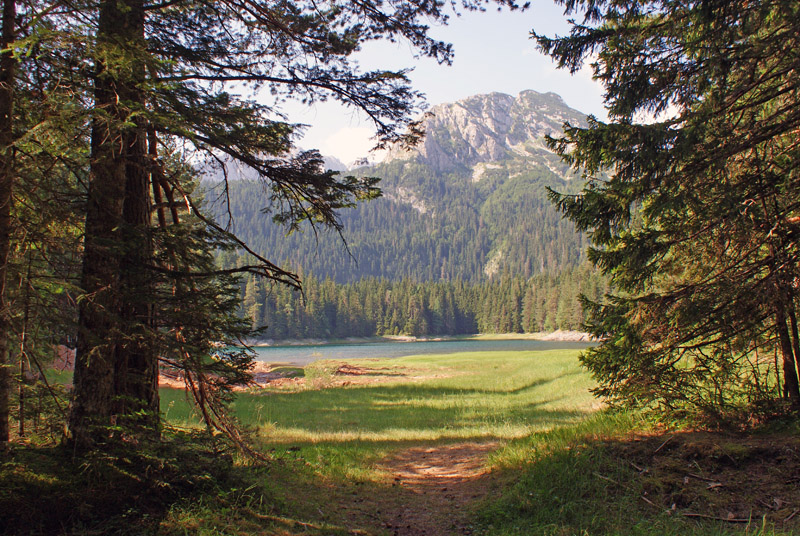 National park Durmitor - Black Lake