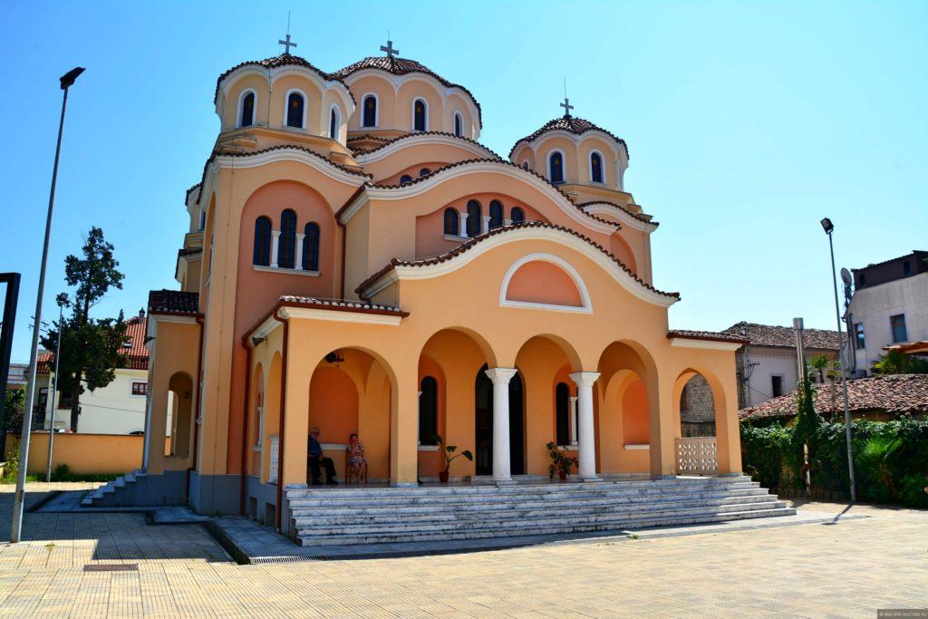 Orthodoy Church in Skadar