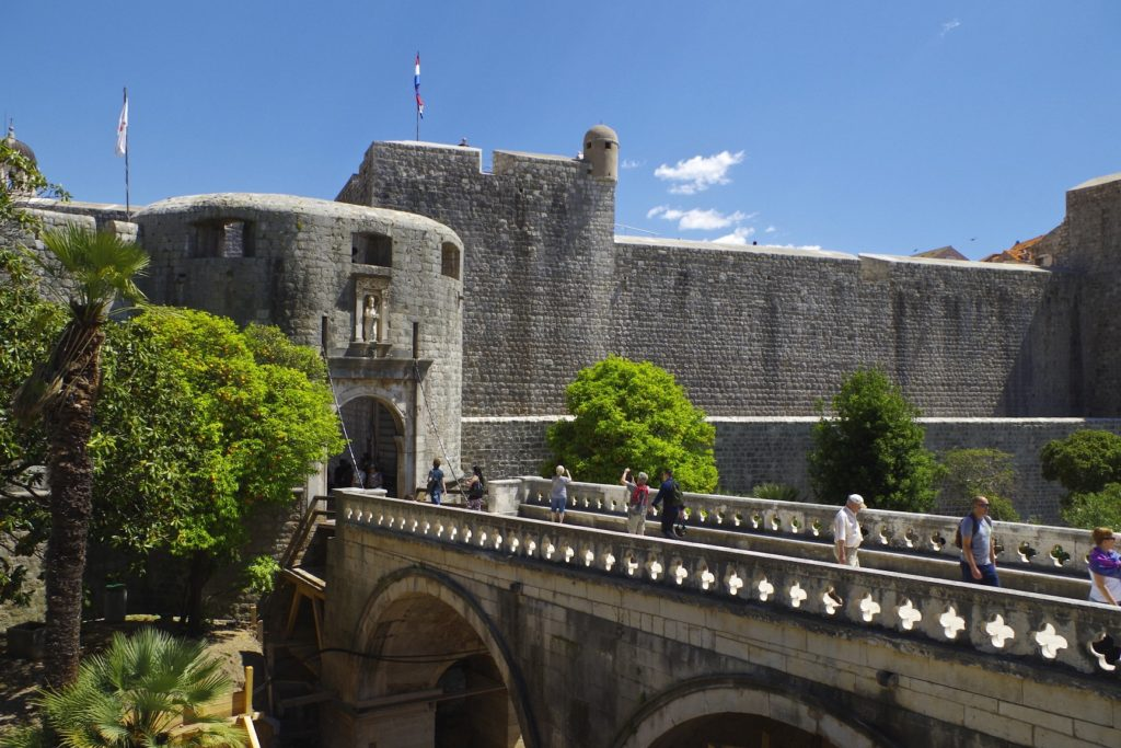 Pile Gate - Dubrovnik