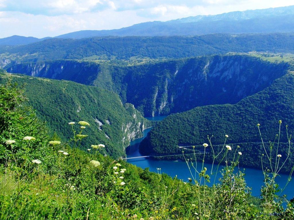 Piva Canyons