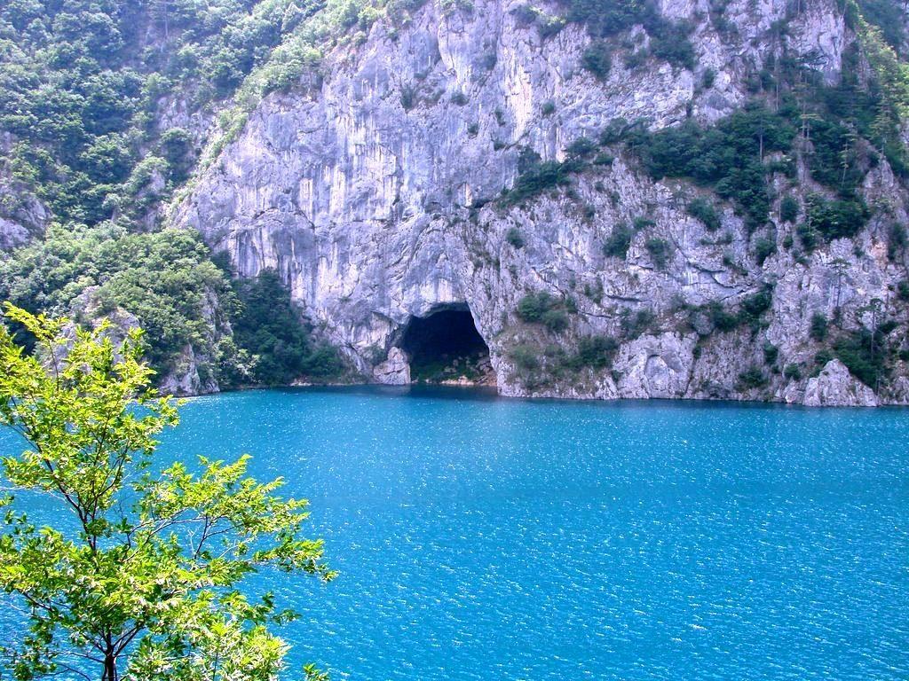 Piva Lake Cave