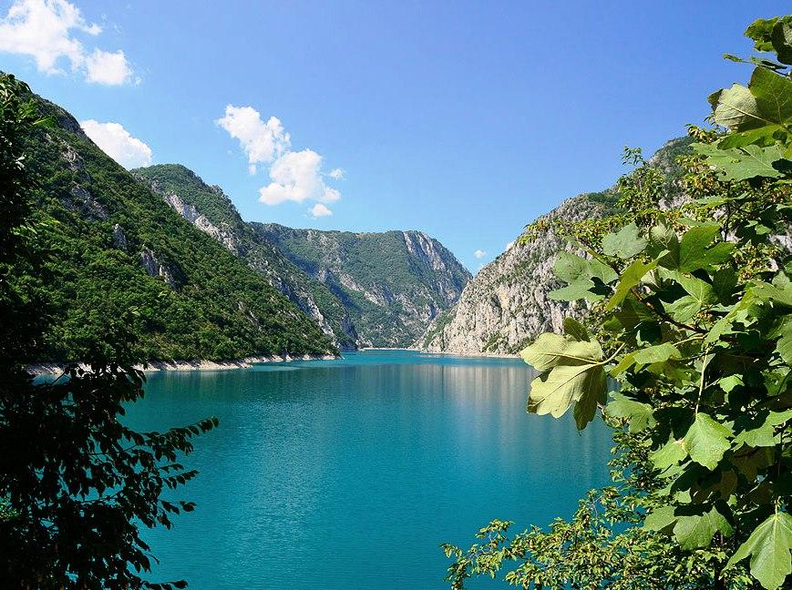 Piva Lake - Montenegro