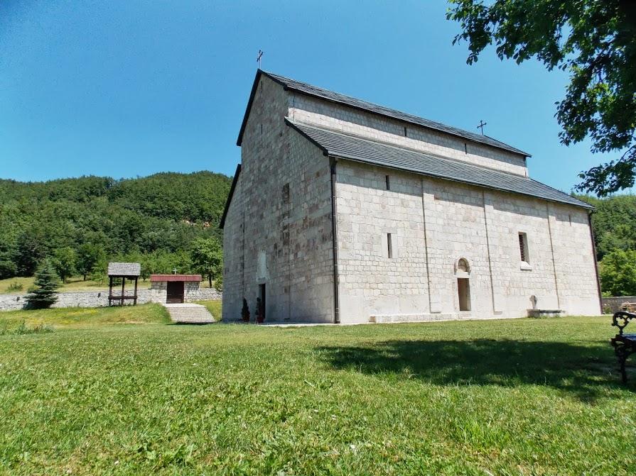 piva monastery montenegro