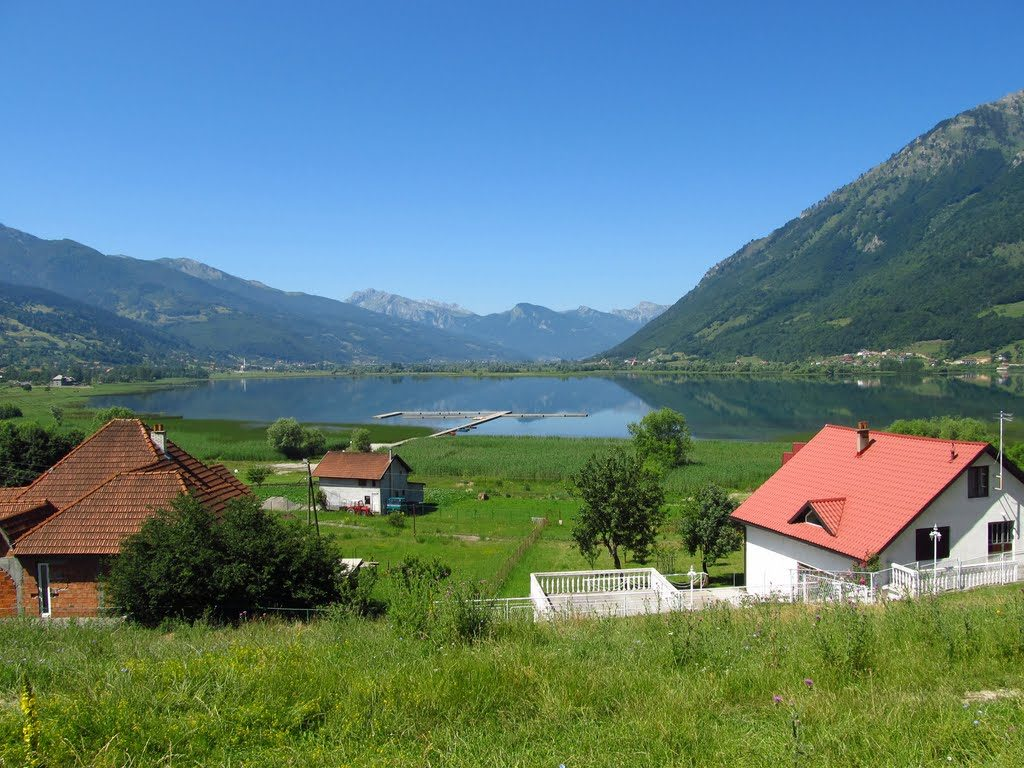 Plav Lake Montenegro