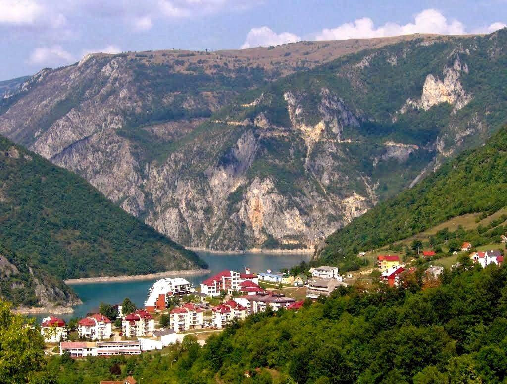 Pluzine - Northern Montenegro