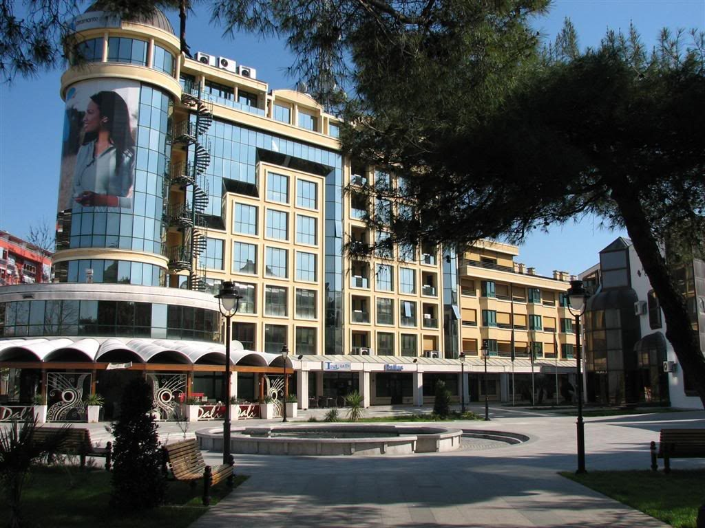 Podgorica - Capital of Montenegro