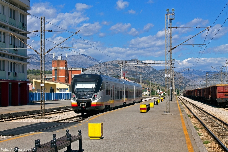 Podgorica Train Station