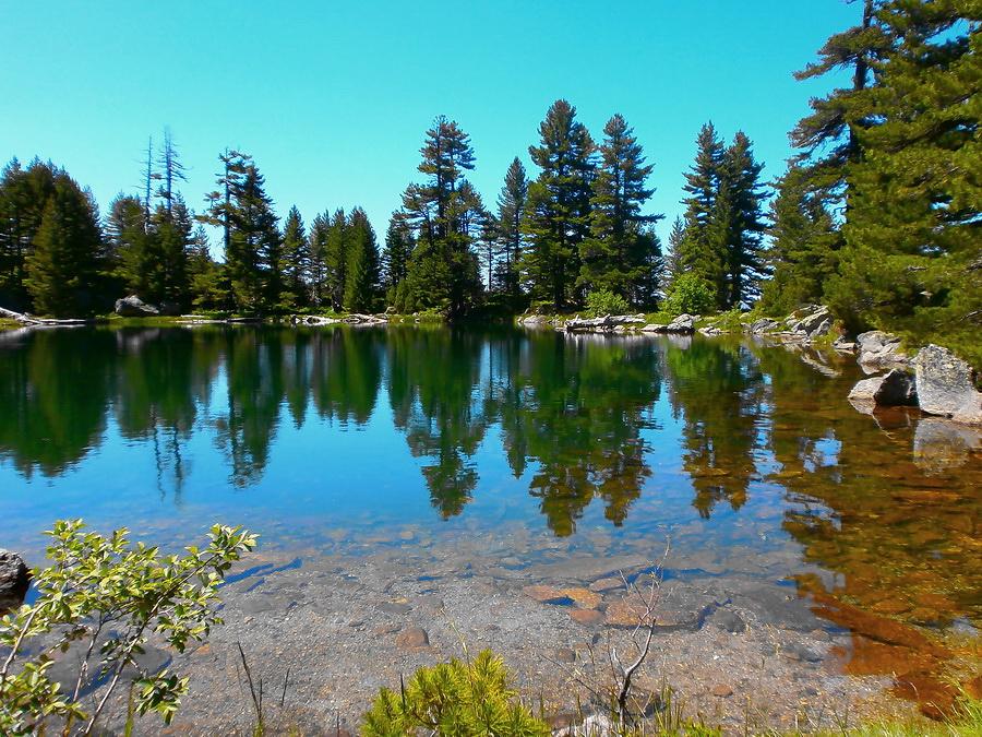 Prokletije - Hrid Lake