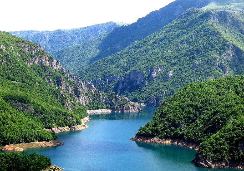 Region of Piva - Montenegro