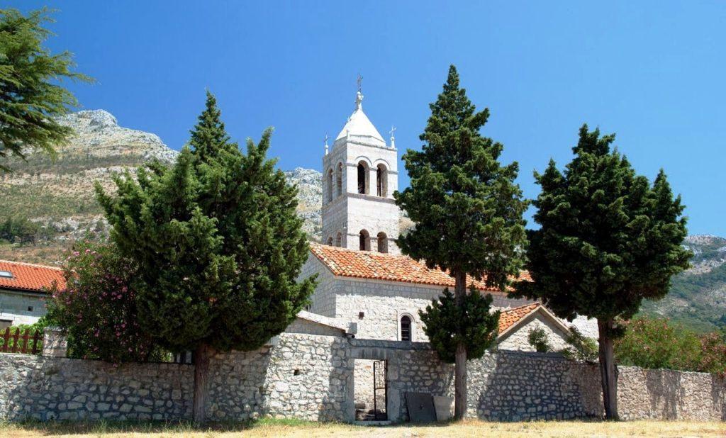 rezevici monastery montenegro