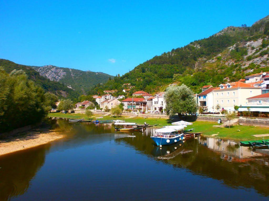 Rijeka Crnojevica - Skadar Lake
